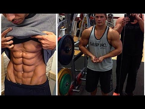 When Fitness meets Bodybuilding – Mohamed Ali & Johan Bank