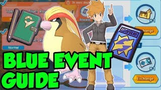 The BEST Pokemon Masters Blue Event Guide! by Verlisify