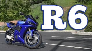 4. 2005 Yamaha YZF-R6: Regular Car Reviews