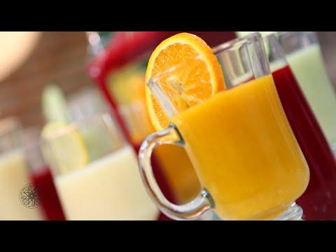 Jus et Cocktails pour Ramadan