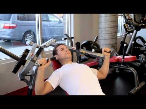 Personal Training | Snap Fitness Mahwah | Chest Exercises