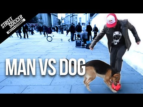 Sean - Séan Garnier met his match in London vs Street dog (Chien) PLEASE SUBSCRIBE LIKE/SHARE SUBSCRIBE http://www.youtube.com/subscription_center?add_user=STRskill...