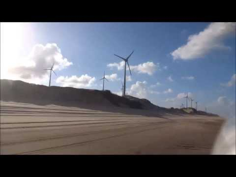 DeryMotors (+film./fotos - SONY) - De moto na praia - Retorno a Barra de Camaratuba