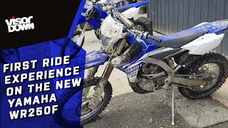 2. Yamaha WR250F 2019 First Ride