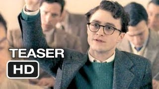 Kill Your Darlings Official Teaser #1 (2013) - Daniel Radcliffe Movie HD
