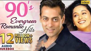 Video 90's Evergreen Romantic Hits | Best Bollywood Hindi Love Songs | JUKEBOX | Popular Songs Collection MP3, 3GP, MP4, WEBM, AVI, FLV Juli 2018