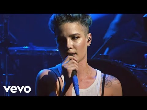 Halsey - Ghost (Vevo LIFT Live)