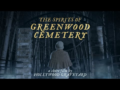 THE SPIRITS OF GREENWOOD CEMETERY | A Ghost Story