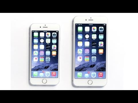 gets - The new iPhone 6 and 6 Plus are Apple's largest phones ever. But what will that extra real estate do for you? Personal Technology Columnist Geoffrey A. Fowler takes you on a test drive. Subscribe...