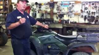 10. Atv Honda ES bolt-on Hand OR Foot shifter.250,350,450,500 Electric shift Models ONLY