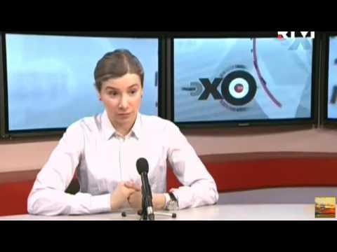 Екатерина Шульман: эфир на радио \