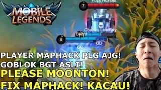 Video CARA NGELIAT DAN BUKTI PLAYER SAMPAH PAKE MAPHACK! GOBLOK! MP3, 3GP, MP4, WEBM, AVI, FLV Agustus 2019