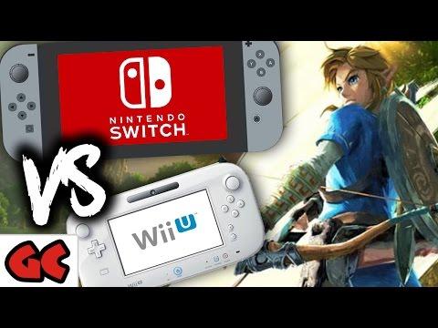 Details zu ZELDA auf Switch & WiiU // MARIO ab März auf Android (видео)