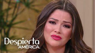 Ana Patricia habló del cáncer de su padre y derramó lágrimas