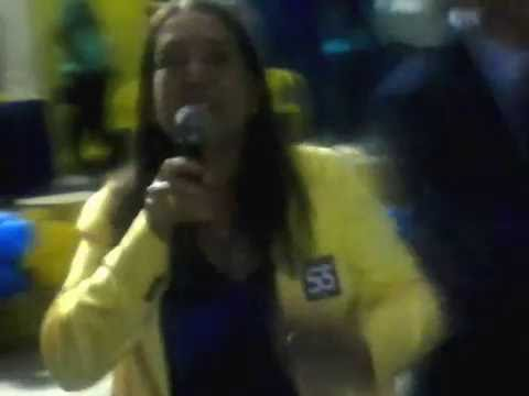 Convenção Do Psd Em Maiquinique Ba Prefeita Minininha