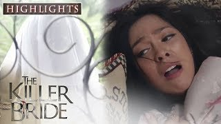 Tatiana gets scared as she sees the 'Killer Bride' | TKB (With Eng Subs)