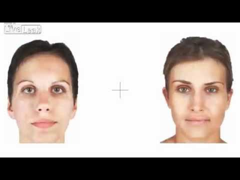 video que muestra un efecto óptico