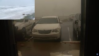 Watch as Hurricane Michael devastates the Florida panhandle