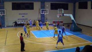 Liga Deportiva Mixta de Basquetball de Lima (LBL) - Superior Varones - Apertura - Play Off Final - 1ra. Fecha
