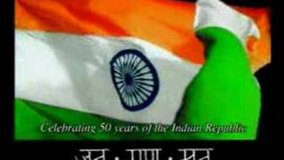 National Anthem of India - Jana Gana Mana Performed by Various Artists * Musicians Celebrating 50 years of Independence. Thanks & Credits to Bharatbala Produ...