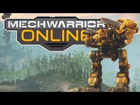 Обзор MechWarrior Online