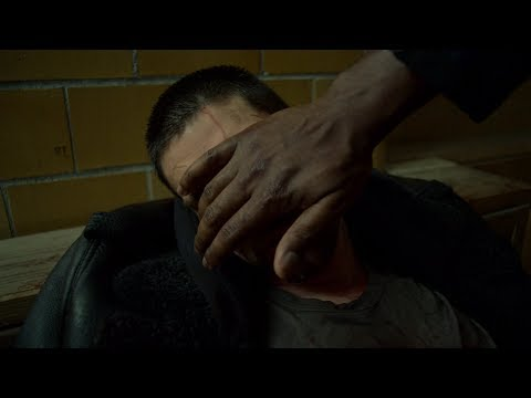 Marvel's The Punisher Season 2 Frank Castle kills Billy Russo [1080p]