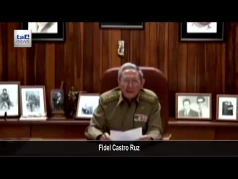 FIDEL CASTRO E' MORTO, L'ANNUNCIO DEL FRATELLO RAUL