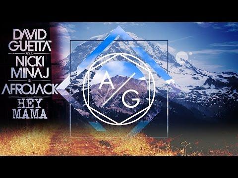 David Guetta - Hey Mama (Asproiu Remix) ft Nicki Minaj, Bebe Rexha & Afrojack