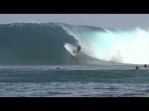 One and Only - Watch Kolohe Andino get barreled 8908652 times (potential overestimate but you get the point) at P-Pass. Then check out his favorite Hurley product at http...