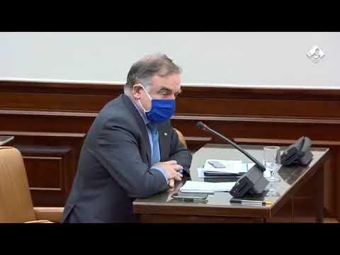 """Fernando Gutiérrez Díaz de Otazu: En comisión de Defensa.""""Es falso que esta sea la primera mejora retributiva de las Fuerzas Armadas desde 2005""""."""