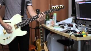 Video Planetshakers - We Are Free (Guitar Cover) - MJT Aged Guitar Finishes Custom Thinline Cabronita Tele MP3, 3GP, MP4, WEBM, AVI, FLV Juni 2018