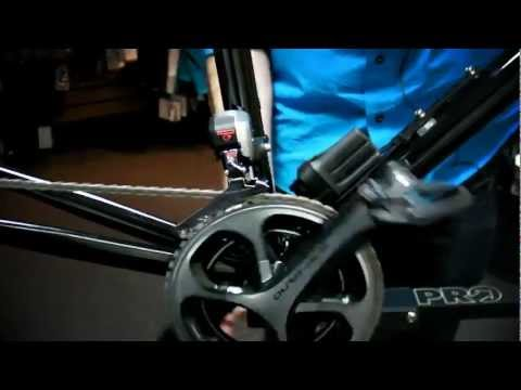 Shimano Di2 - e-tube and multi-shifting