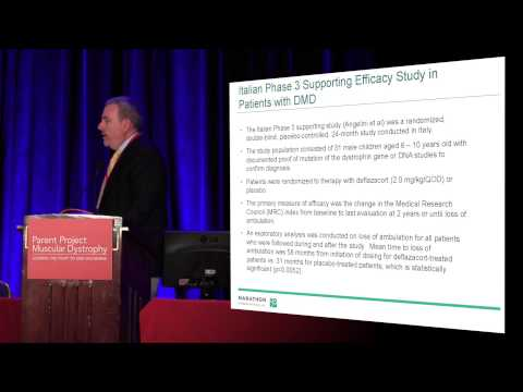 Marathon Pharmaceuticals (Deflazacort) [PPMD's 2015 Connect Conference]