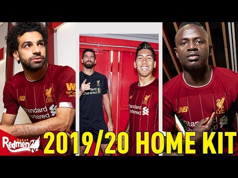 LIVERPOOL HOME KIT 2019/20 Revealed