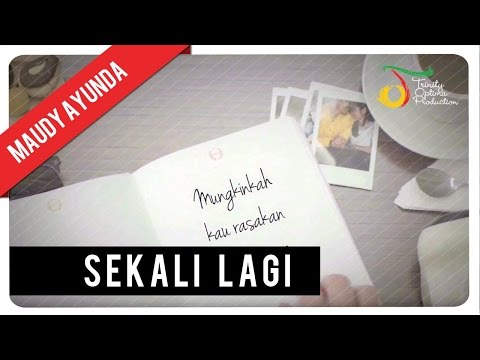 Video Maudy Ayunda - Sekali Lagi | Official Video Lirik download in MP3, 3GP, MP4, WEBM, AVI, FLV January 2017