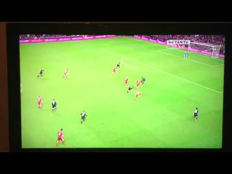 Liverpool Vs Oldham F A CUP 2011/12 Highlights