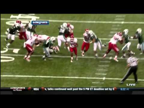 Charles Sims vs Tulane 2011 video.