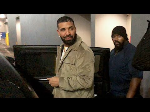 Drake Hilariously Reacts When Asked If He's Been Vaccinated