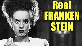 Mad Scientist Giovanni Aldini - real life Dr. Frankenstein - Reanimator - the real Frankenstein