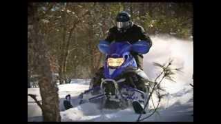8. Yamaha sleds