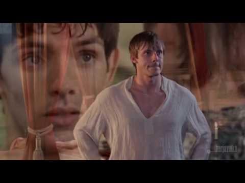 Arthur/Merlin - The kiss