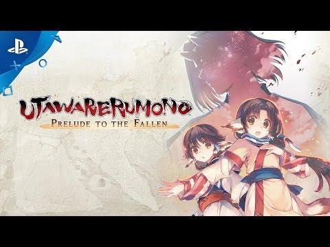 Utawarerumono: Prelude to the Fallen - The Song Begins | PS4, PS Vita - Thời lượng: 89 giây.