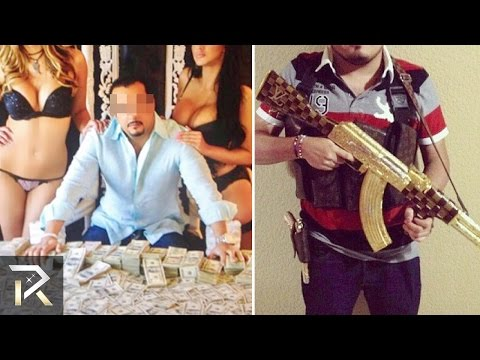10 Of The Richest Criminal Leaders In The World