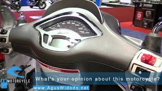 6. Vespa Sprint S 150 3V ABS Scooter Give Review for 2018 2019 2020 Inspiration New Motorcycle