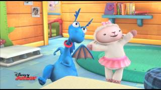 Sing along with Doc McStuffins and her stuffed animal friends with the most popular song from the show
