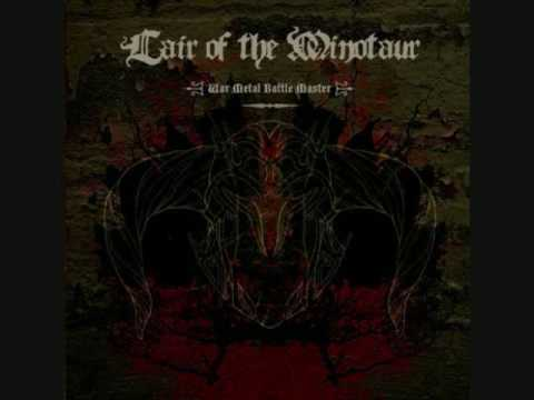 Lair Of The Minotaur - Warlord online metal music video by LAIR OF THE MINOTAUR