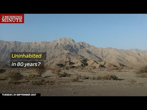 Parts of Oman, as well as the rest of the Middle East and South Asia, could become unliveable by the year 2100.