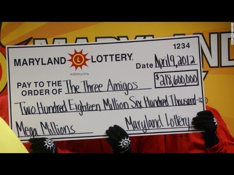 The Lottery is a Scam from the Catholic Church, Orchestrated by the Jesuit Order