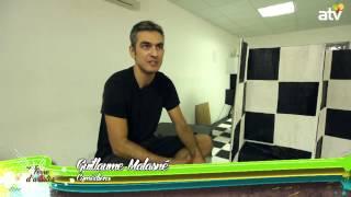 Reportage de Terre d'artistes sur ATV