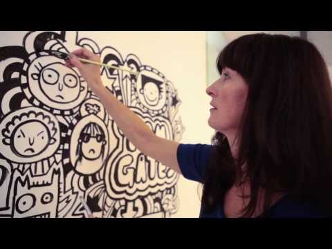 How to Doodle Like Tom Gates